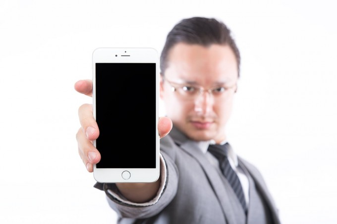 iPhoneビジネス